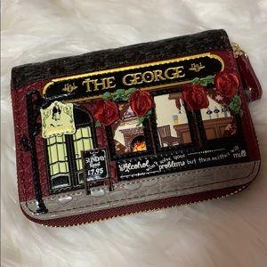 Handbags - Adorable London Pub Wallet